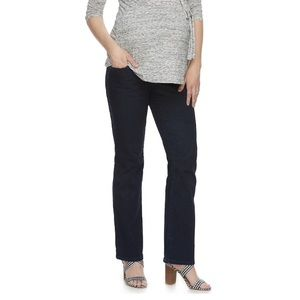 Maternity Bootcut Full Belly Panel